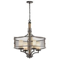 Elstead Lighting Ahrendale KL-AHRENDALE4